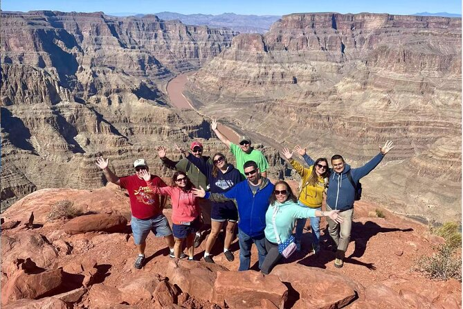 Grand Canyon West and Hoover Dam Bus Tour with Optional Add-Ons
