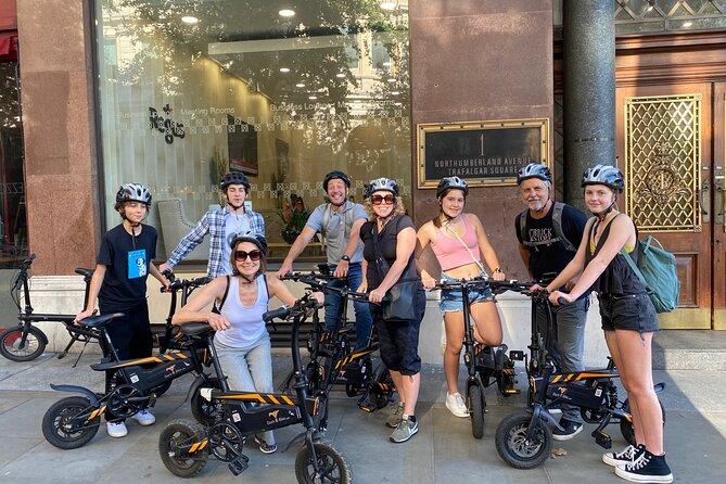 London Electric Bike Tour or E-bike Tour