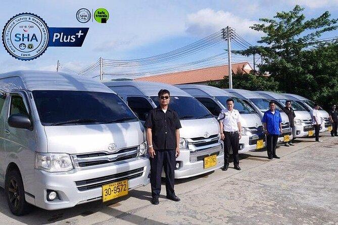 Phuket Shared Departure Transfer (SHA Plus)