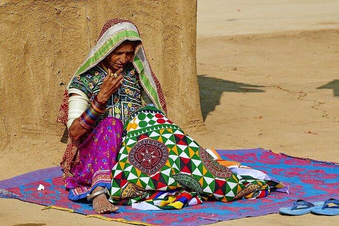 Jodhpur to Jaipur via Sand Dune Cities of Jaisalmer & Bikaner