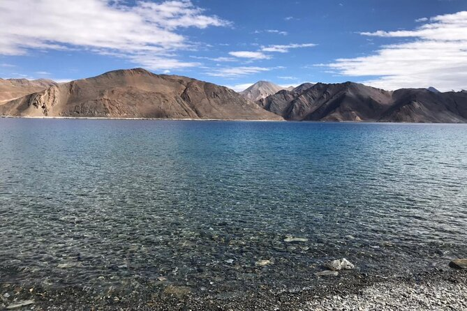 Leh to Pangong Lake with Overnight in Camp/ Guest-house