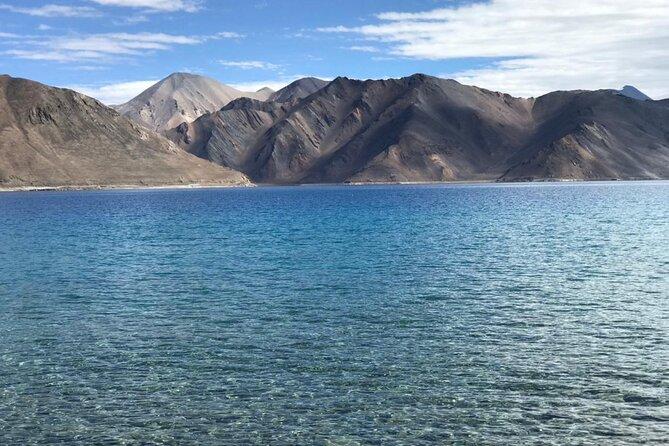Leh to Pangong Lake Full Day Excursion