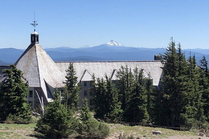 Private Mt Hood Loop Tour including Multnomah Falls