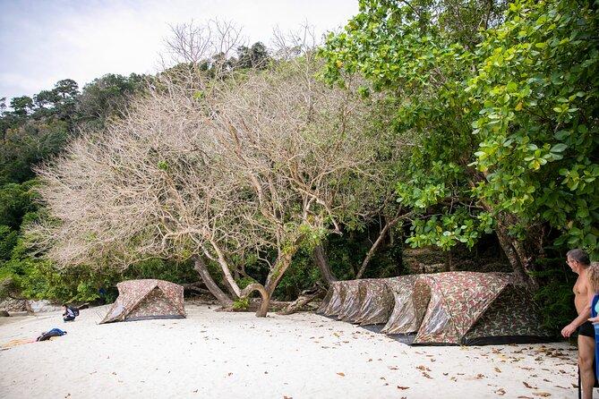 Surin Islands 2 Days 1 Night Trip from Khao Lak