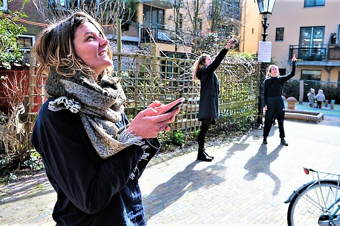 2 Hour Self Guided Walking Tour in Delft City
