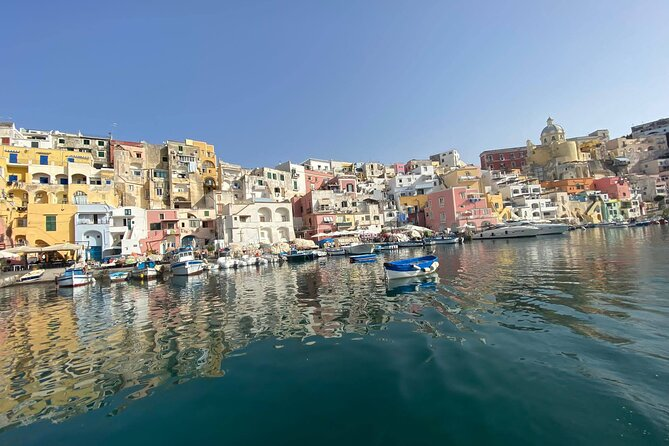 Ischia and Procida Day Cruise