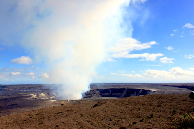Hilo Shore Excursion: Active Volcano, Lava Tube, Waterfall and Gardens