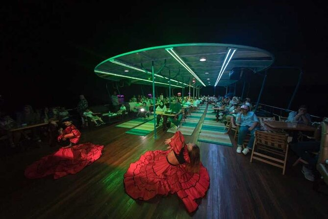 Sharm El Sheikh By Night Dinner On Yacht With Belly Dancer show