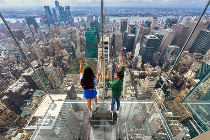 Must-See Manhattan with SUMMIT One Vanderbilt Ticket