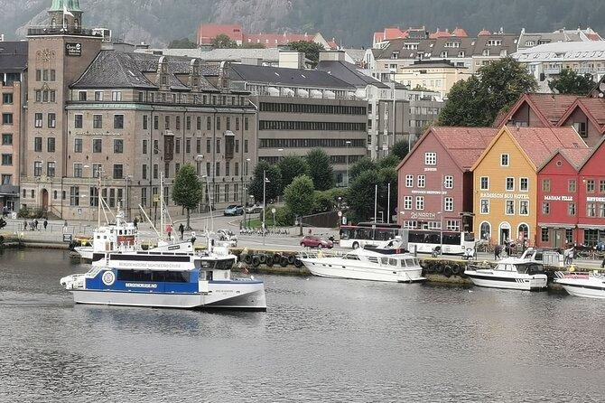 Bergen Historic Sightseeing Cruise