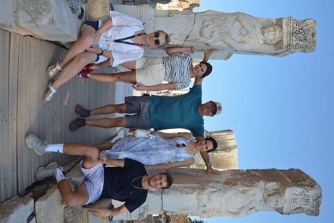 Private Shore Excursion of Ephesus City from Kusadasi Port