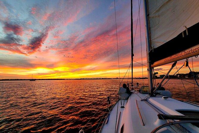 Private 3 Hour Charleston Sailing Charter