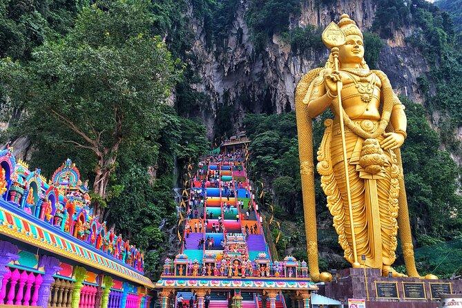 Batu Caves And Putrajaya Cruise Excursion Tour From Port Klang