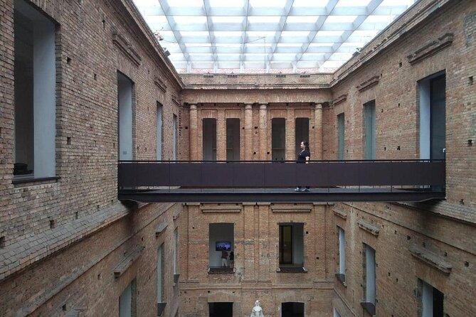 Galerie d'art de l'État de Sao Paulo (Pinacoteca do Estado de Sao Paulo)