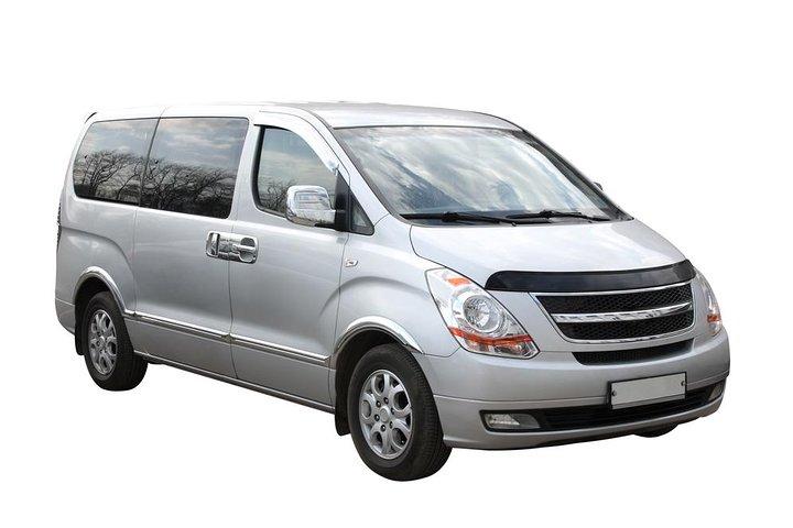 Transfer in private Minivan