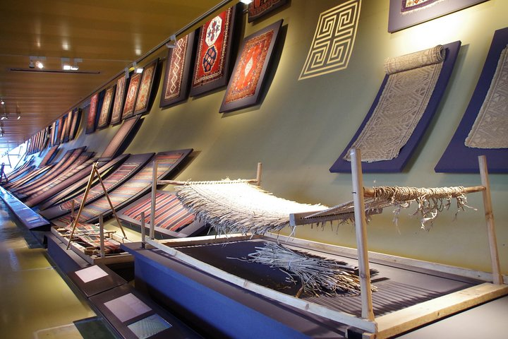 Admission Ticket: Azerbaijan Carpet Museum