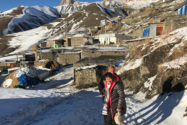 Life in the clouds: Day Trip to Quba and Khinalig