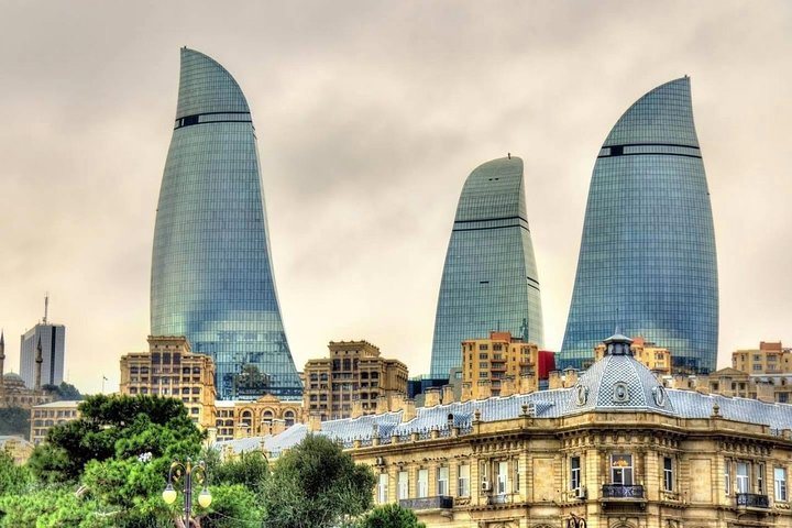 3 Nights 4 Days in Azerbaijan