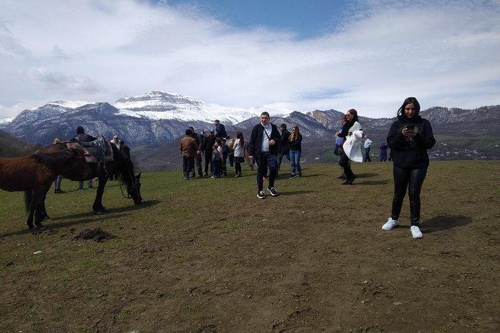 Daily tour to Xinaliq (Khinaliq, Khinalug)