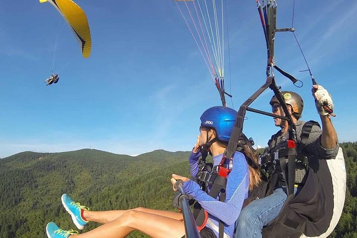 Paragliding Tour in Azerbaijan