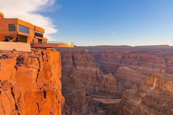 Grand Canyon West Skywalk Views