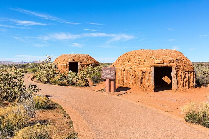 Native American Village Walk Through
