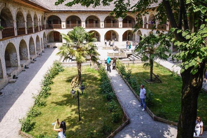 East to West - Azerbaijan (Shamakhi- Lahij- Gabala- Shaki)
