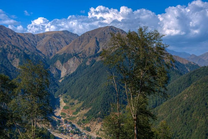 Full-day Private Tour to Shamakhi and Gabala