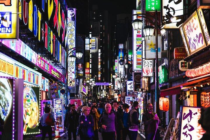 Tokyo Robot Restaurant tour