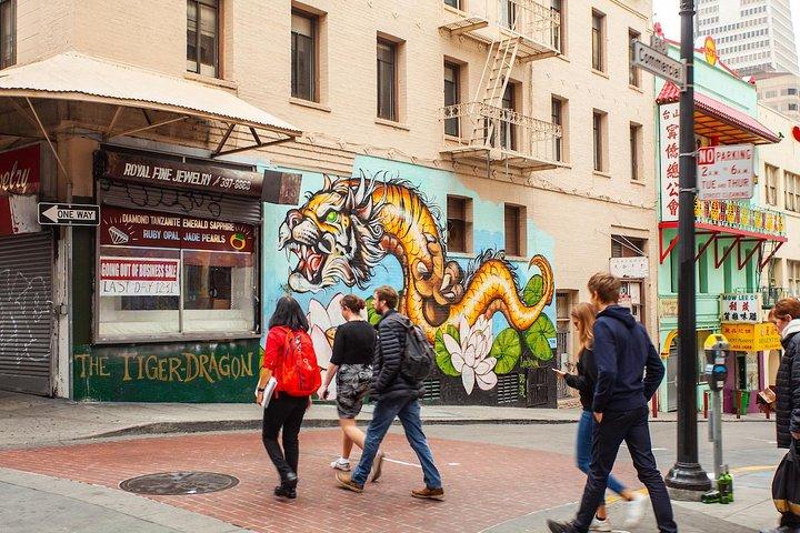 San Francisco's Chinatown neighborhood
