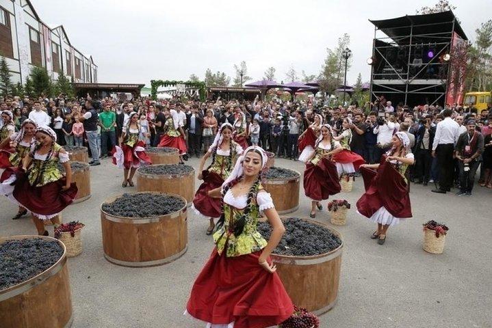 Meysari Organic Wine Tour (Shamakhi - Lahij)