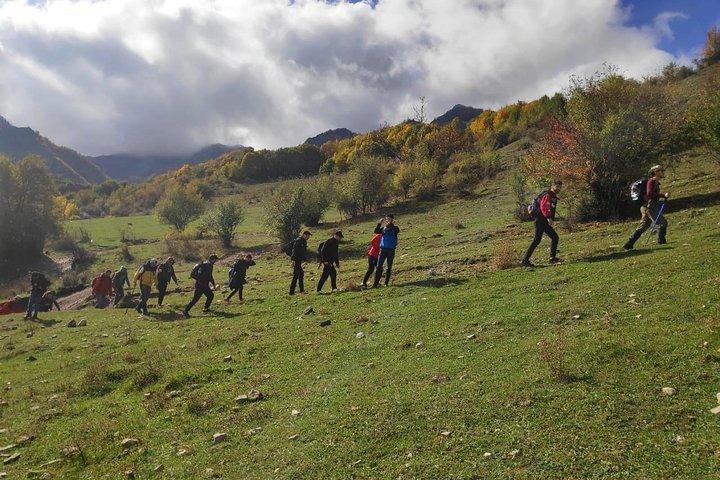Niyaldağ Tour (hiking)