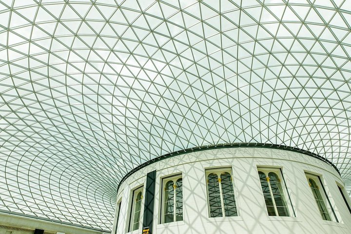 London's British Museum houses over 8 million historical artifacts, with everything from Egyptian mummies to Roman treasures. Photo Credit: Annapurna Mellor