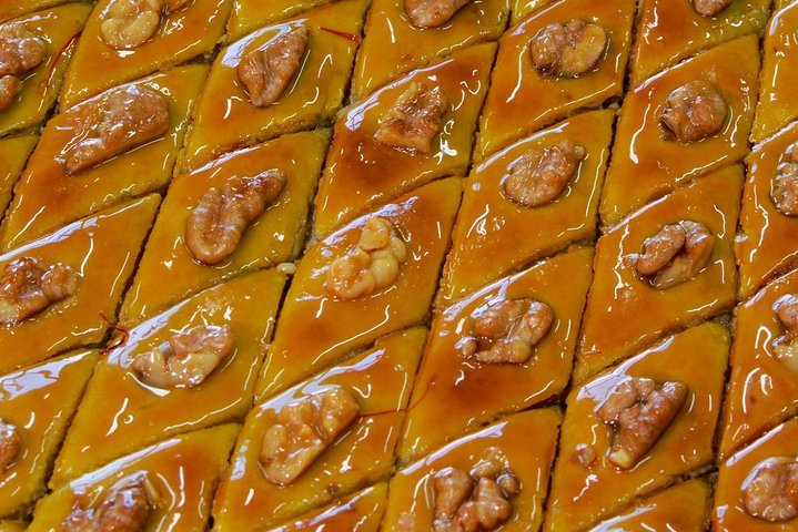 Express Azerbaijani Food Tour