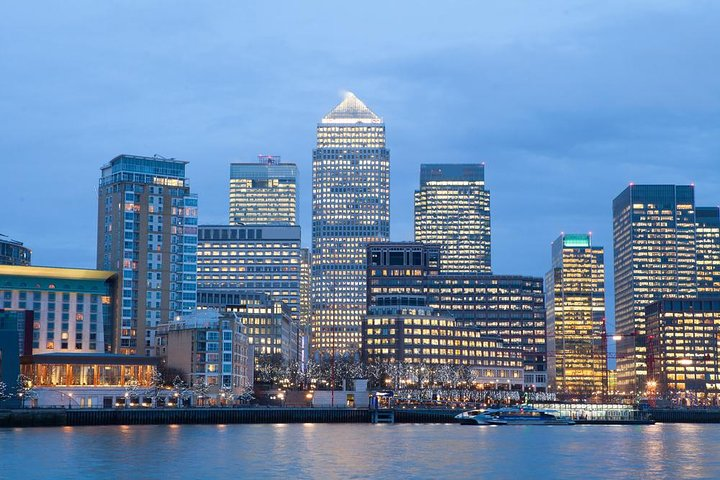 At the heart of London's historic Docklands, the waterfront district of Canary Wharf has transformed itself into a financial powerhouse in recent years.