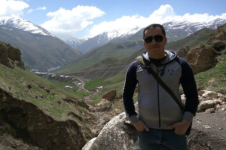 Personal Driver Azerbaijan
