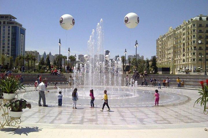 Multi-day Azerbaijan Sightseeing Tour