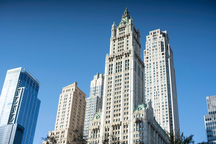 New York City skycrapers