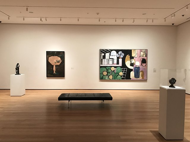 Museum of Modern Art (MoMA) NYC