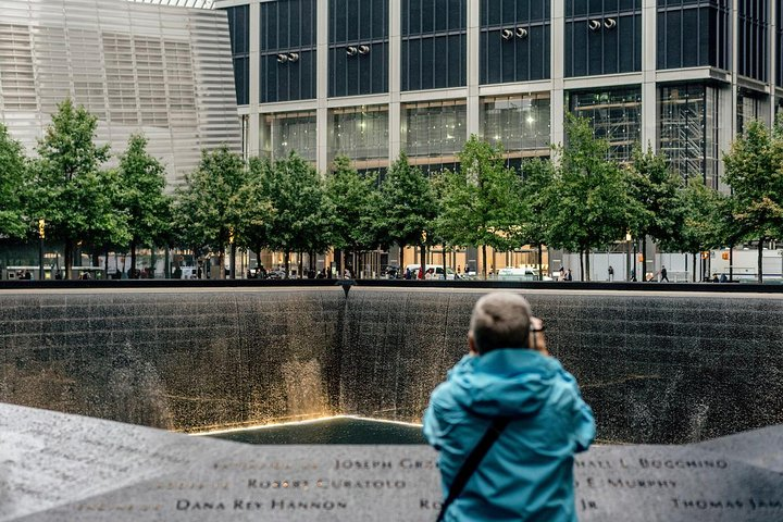 National September 11 Memorial & Museum in New York's Financial District. Photo Credit: Lee Hoagland