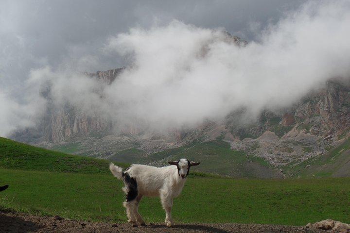 Khinalig - Galakhudat | Hiking Tour