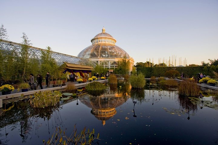 Head to the Bronx to visit the New York Botanical Garden