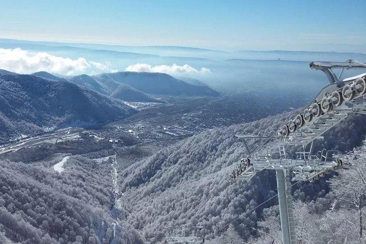 Gabala Ski Resort and Shamakhi Full-Day Tour with Pickup