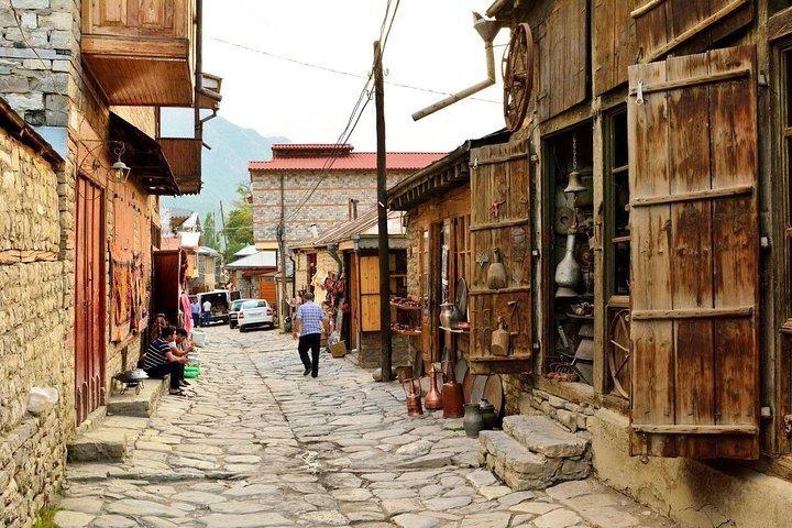 Trip to Shamakhi - Lahij
