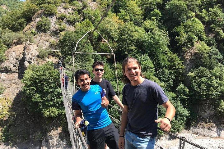 Gabala+Shamakhi Day Trip