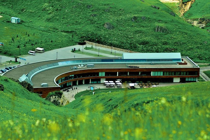 Shahdag Mountain Ski Tour