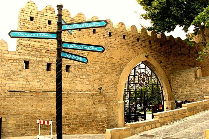 Tour package: 6 days Azerbaijan tour - Baku & Sheki