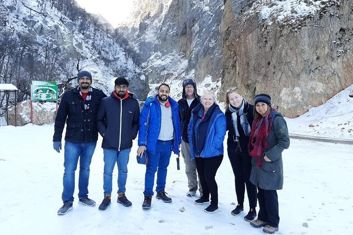 Quba Shahdag Group Tours