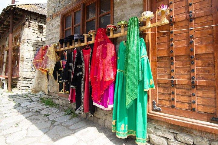 Ismayilli & Lahij Tour