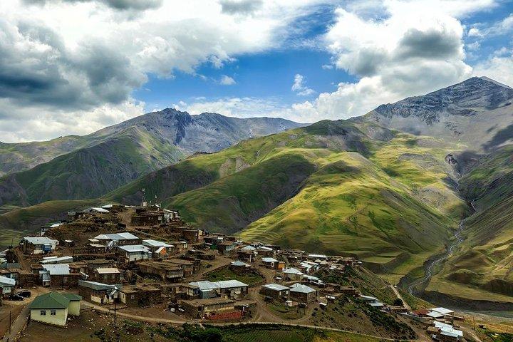 AUTHENTIC AZERBAIJAN in 8 days